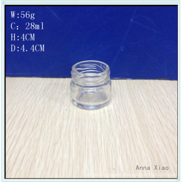 Small Size Glass Honey Jars 25ml