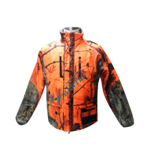 Forest Camo Softshell Jacket