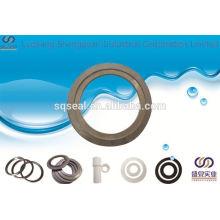 Из ss304+графит спиральная прокладка продукты
