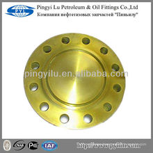 Pingyilu RTJ Blind Flanges made in China