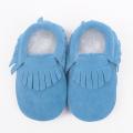 soft newborn leather baby moccasins