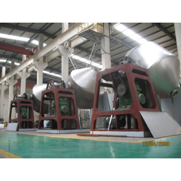 fasa oksida mangan besi Conical Vacuum Dryer