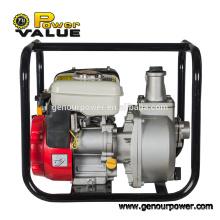 Equipos agrícolas 168F 5.5HP bomba de agua del motor de gasolina / 2inch Gasolina bomba de agua