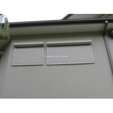 Fingertip Control Aluminium Window Roller Shutters