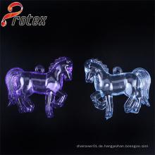 Pferdeform Heiße verkaufende Acrylverzierung für Dekoration