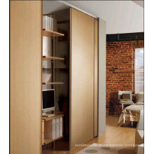 Portas de madeira composta, porta deslizante de Mordern Design