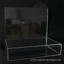 High Clear Acrylic Box Phqh-001