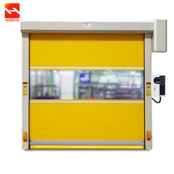 Industrielle Hochgeschwindigkeits-PVC-Rolltore