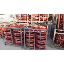 cultivator parts cast iron roller ring