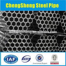 En acier galvanisé par immersion à chaud en acier sans soudure à 30 pouces