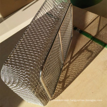 Heat Resistant Stainless Steel 330 Wire Mesh Basket For Heat Industry