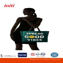 Gute Verkaufs-Qualität Kundenspezifische preiswerte pp.-gewebte Einkaufstaschen