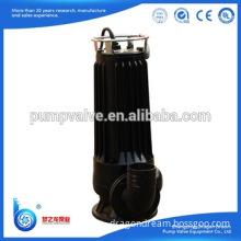 Electric Cutter Impeller centrifugal sewage water pump