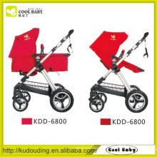 Stahl Kinderwagen, Kinderwagen mit Sicherheitsgurt