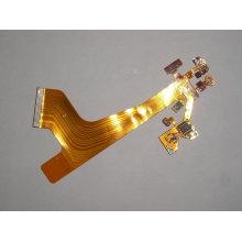 placa de circuito flexível