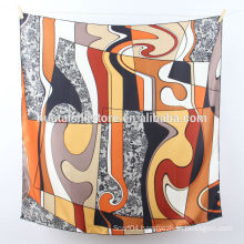 hand printed 100% silk scarves wholesale pashmina shawl