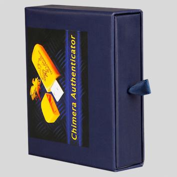Popular Cardboard Drawer Packaging Box for USB