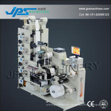 320mm Breite Fünf-Farben-Rolle PVC / PE / OPP / Pet / PP / BOPP / BOPE Plastikfilm-Druck-Presse