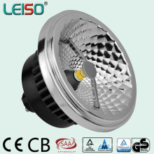 12VAC Dimmable 95ra LED AR111 Bombilla Megaman Competidor