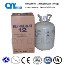 High Purity Mixed Refrigerant Gas of R12 with GB SGS