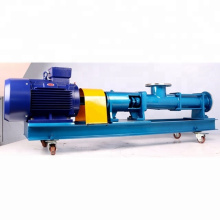 G series positive displacement screw pump