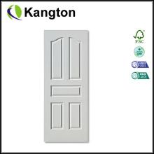 Pele de porta branca do Primer HDF (pele da porta)