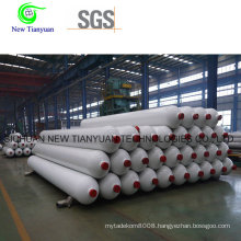 CNG Jumbo Tube Cylinder for CNG Semi-Trailer, CNG Container