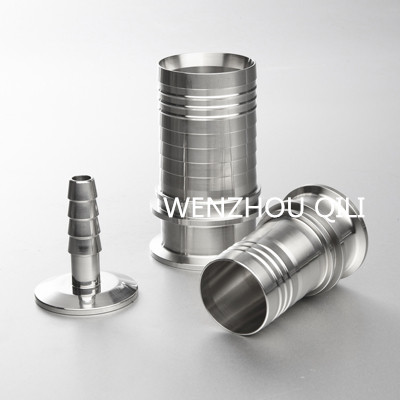Sanitary Long Hose Coupling