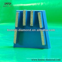 Bloques de cuña-bloque de diamante de pulido