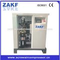 Mini screw air compressor , 100 cfm air compressor of ZAKF