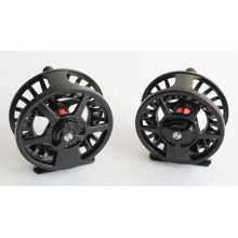 Stocked Diecast Fly Fishing Reel