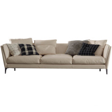 China Wholesale Modern Design Fabric Home Leisure Sectional Sofa Furniture