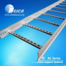 Preços de escada de cabo de tamanho longo com fenda de bandeja de cabo