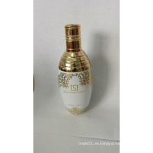Botella de vidrio de alta calidad de Parfum