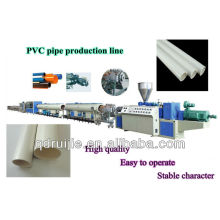 Linha de extrusão de tubo de plástico alta qualidade-PVC
