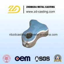 Moulage au sable de haute qualité d'acier allié pour des pièces de machines de construction