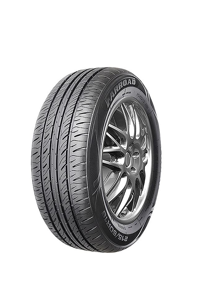 Semi-Radial UHP Tire