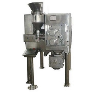 automatic mixer pelletizer for moist material
