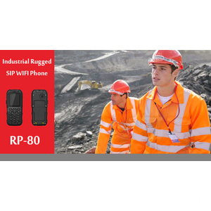 Mining Used SIP WIFI Rugged Phone