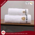 Hôtel Spa Travel White Dobby Set de serviettes 3 pièces