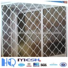 pvc beauty grid wire mesh