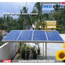 500W Solar Energy System, off Grid Solar Energy System