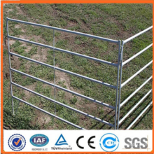 2016 plaques de bétail usées soudées galvanisées à chaud avec homologation ISO (usine)