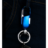 Wholesale Custom Promotional Latest Metal Key Chain