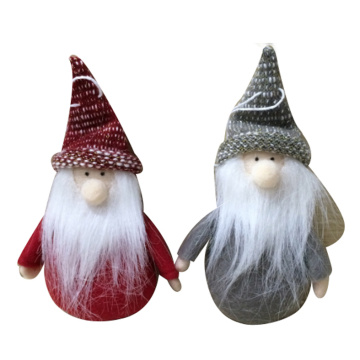 Mini ornements scandinaves suédois faits à la main, Tomte