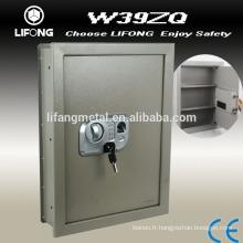 Petite armoire sécuritaire serrure empreinte digitale électronique