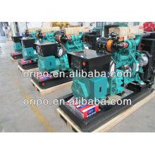 Открытый тип 30kva дизель генератор цена с двигателем cummins