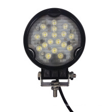 IP67 10-30V DC work light led 20W 1800lm 36degree car led trunk light