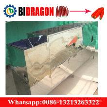 Machine de découpe de chili en Chine à vendre avec acier inoxydable 304