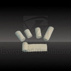 Cotton And Terylene Mixture Elastic Bandages